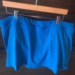 Lands' End Swim - Lands End  Women's Plus Swim Skirt